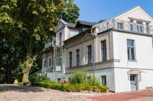 Hauptgebäude des Gutshofes Groß-Behnkenhagen